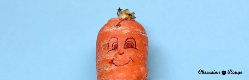 Happy penis carrot