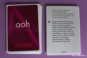 Nookii Ooh Card Example