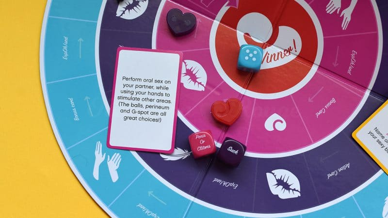 Big Oh Naughty Board Game Lovehoney